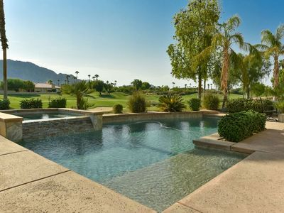 Photo for PGA West!!! Large West Facing Home on Golf Course with Heated Pool!! Views!!
