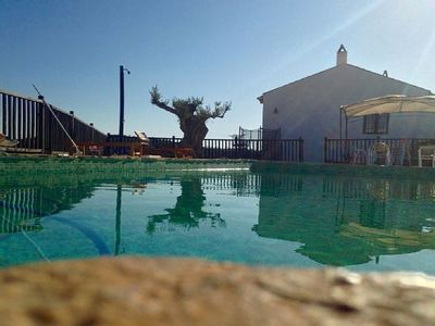 Photo for Rural house (full rental) Finca el Pocico for 2 people