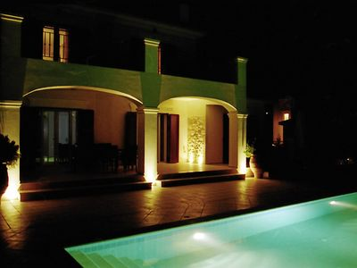 Photo for Featured in Greece Magazine - Luxury Villa, Near Beach, Fantastic Views