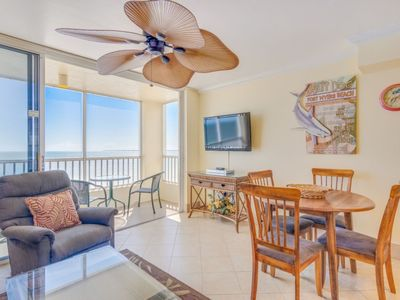 Photo for Gulf Front One Bedroom on Fort Myers Beach/ Estero Island- Unit-503