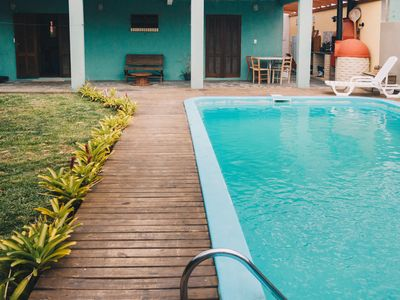 Photo for House with swimming pool in Florianópolis