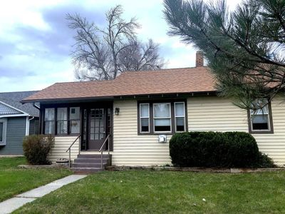 Photo for Comfy home located 2 blocks from downtown!