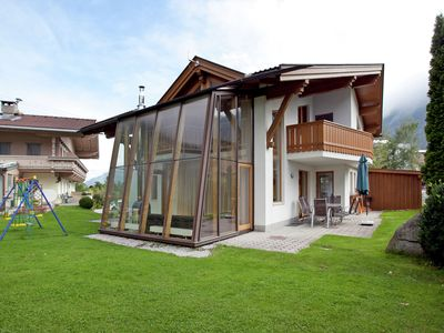 Photo for Lovely Chalet in Mayrhofen with Private Garden