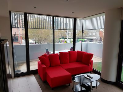 Photo for Homely Getaways @ Queen Vic Market - Perfect Marketside Location