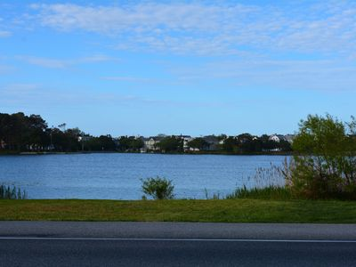 Photo for WATERFRONT REHOBOTH BEACH WITH VIEWS OF SILVER LAKE!