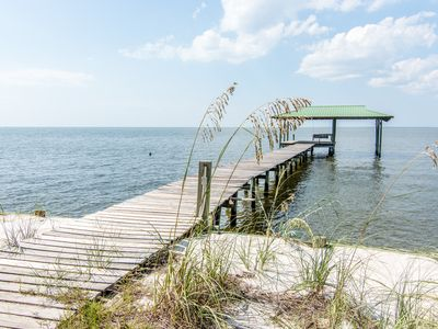 Photo for Bay Front, Pier, Boating, Fishing, Birding, Hiking And Beaching