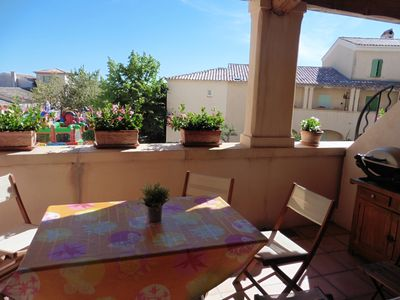 Photo for Large duplex & Pool, Estate and Golf Pont-Royal