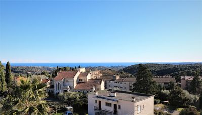 Photo for Apartment 3-4 rooms of standing 110 m², exceptional sea view