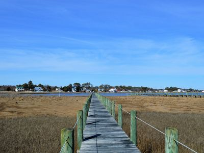 Photo for Snow Goose - Water Front - Single Family Home