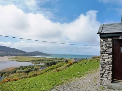 Photo for 4 bedroom property in Caherdaniel. Pet friendly.
