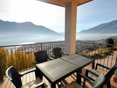 Photo for Casa Osmanto E: A cozy and welcoming apartment situated at a short distance from the shores of Lake Como, with Free WI-FI.
