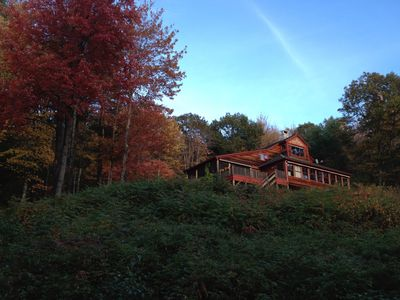 Photo for Squam Lake House with Private Beach, Gorgeous Views