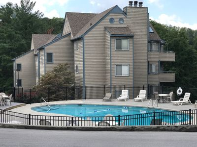 Photo for Studio condo just minutes from Gatlinburg,  Ski Lodge and National Park