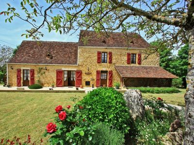 Photo for Vacation home Villa Nadaillac  in Souillac, Dordogne - Lot&Garonne - 8 persons, 4 bedrooms