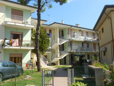Photo for Holiday apartment Rosolina for 8 - 9 persons with 4 bedrooms - Holiday apartment