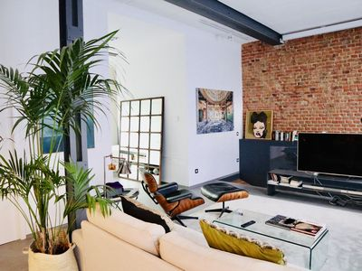 Photo for Industrial loft in the district of Salamanca