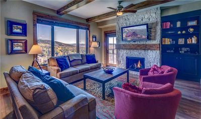 Photo for Edgemont 2402: 3 BR / 2.5 BA condo in Steamboat Springs, Sleeps 8