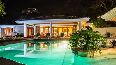 Casa at Night