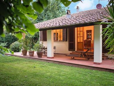 Photo for holiday home I Tre Tigli, San Giuliano Terme  in Um Pisa und Lucca - 4 persons, 2 bedrooms