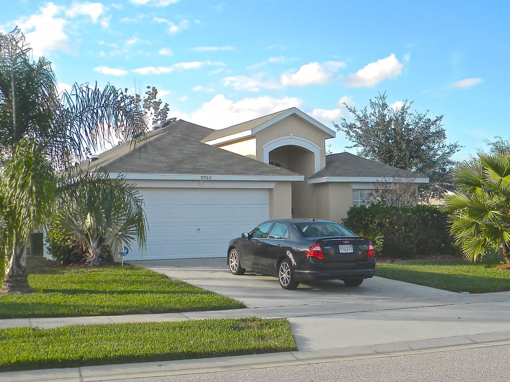 Chattysdream: Orlando Area 4 BR/3 BA Villa - Pool, Spa, Game Room ...