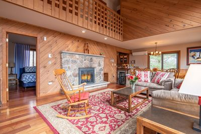 Spacious w/ solid wood panels throughout - rustic yet modern & loaded w/ charm!