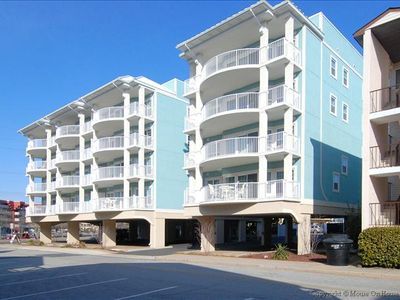 Photo for Ocean Block - Oceanview 4 Bedroom Luxury 2 Level Condo with Pool
