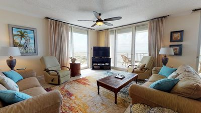 Photo for Beautiful Corner Unit with the Beach Club Perks Included - Don't Miss Out! Catalina 1201