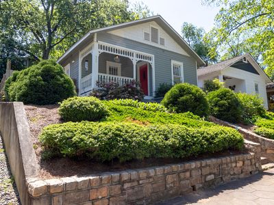 Photo for Beltline Bungalow - Inman Park Victorian