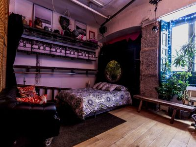 "Photo for ""THE ORIGINAL LOFT"" trendy city loft"