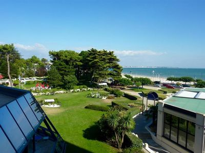 Photo for FLAT TYPE 2 - CASINO AREA - SEA VIEW AND GARDENS OF ROYAL