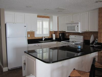 Newly renovated kitchen and all new appliances