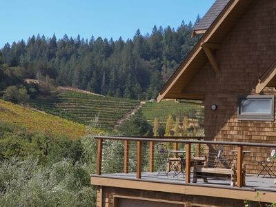 Photo for Crossroads Vineyard: In the Heart of Healdsburg Wine Country