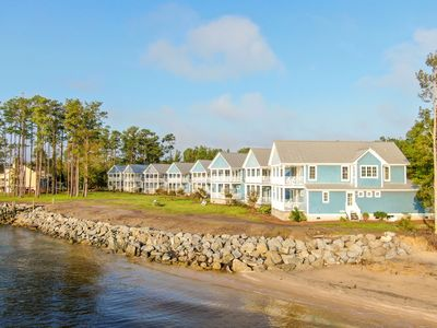 Photo for Neuse Village #8 - Fun in the Sun! Great water views and a beach to boot