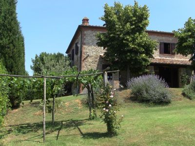 Photo for VILLA TUSCAN SUN Lucignano Tuscany