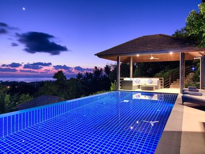 Photo for Sunset Heights Villa: Private Pool