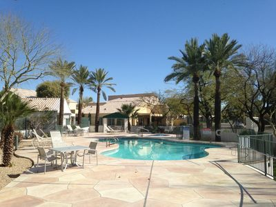 Photo for Beautiful 3 bedroom 2.5 bathroom 1900 square foot home in quiet gated community