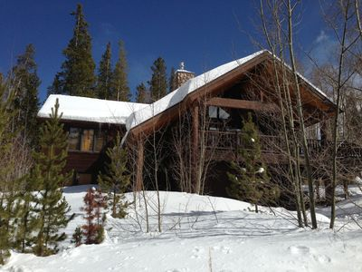 Photo for Peak 7 Home-Views.Close to Gondola and Base of All Peaks
