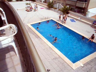 Photo for Apartment with pool near the sea