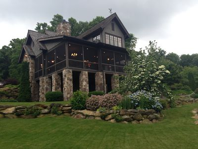 Photo for Premier Mtn. Retreat-Golf, Lake,Fitness,Tennis-Ideal for Wedding Family Members!