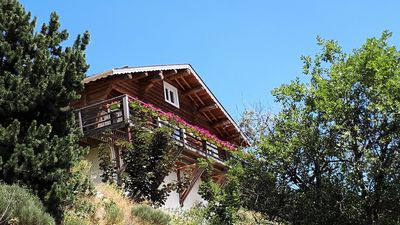 Photo for Superb chalet with large terrace - Maeva Particuliers - 4 room chalet 8 people Selection