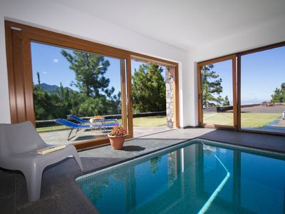 Photo for 20% discount JUNE !!! Luxury villa with heated pool,
