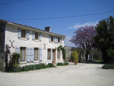 Photo for Rural cottage near Saintes