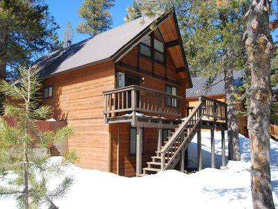 Photo for 'Belcastro Family Cabin', Enjoy a Unique Mountain Charm.