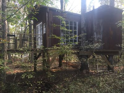 """Photo for """"The Nest"""" Secluded Treehouse Close To Nashville airport"""