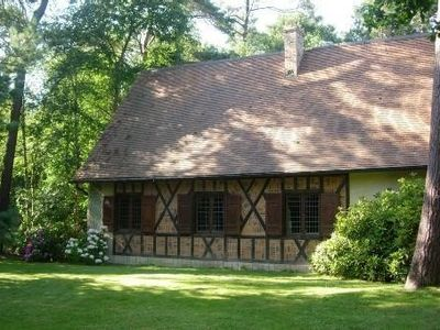 Photo for Rental timbered house on quiet, not isolated