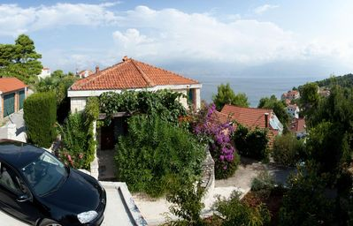Photo for Apartment in Postira (Brač), capacity 2+2