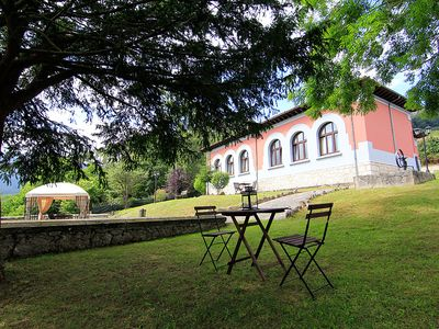 Photo for Beautiful rural apartment in the countryside, with views of the Picos de Europa
