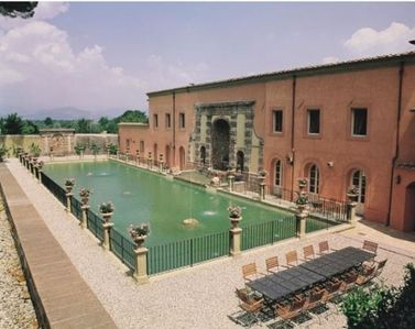 Photo for Luxurious villa rental near Lucca