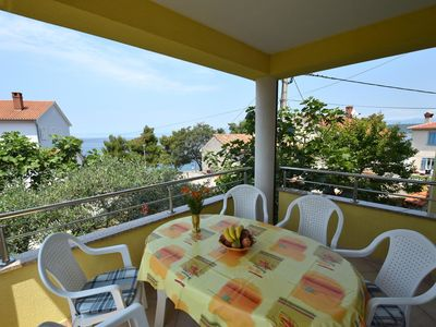 Photo for Apartments Karuza (62136-A3) - Malinska - island Krk