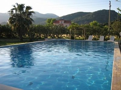 Photo for Duplex Apartment In Dalyan, Huge Pool, Lovely Views Of Countryside & Rock Tombs